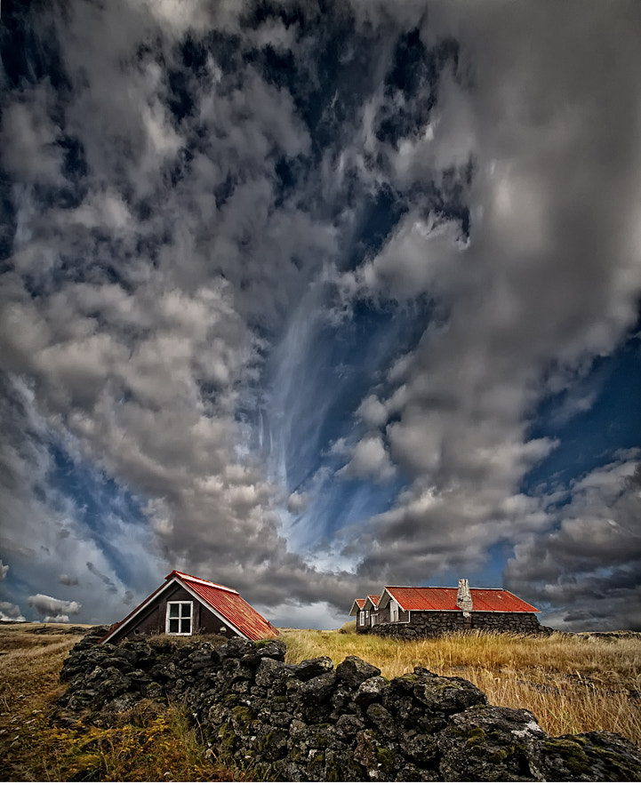 Photograph Old Summer House by Þorsteinn H Ingibergsson on 500px
