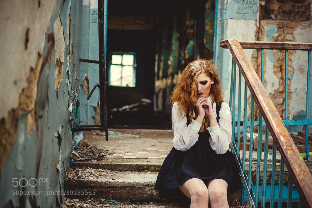 Photograph Lera by Ruslan Mukhambetov on 500px