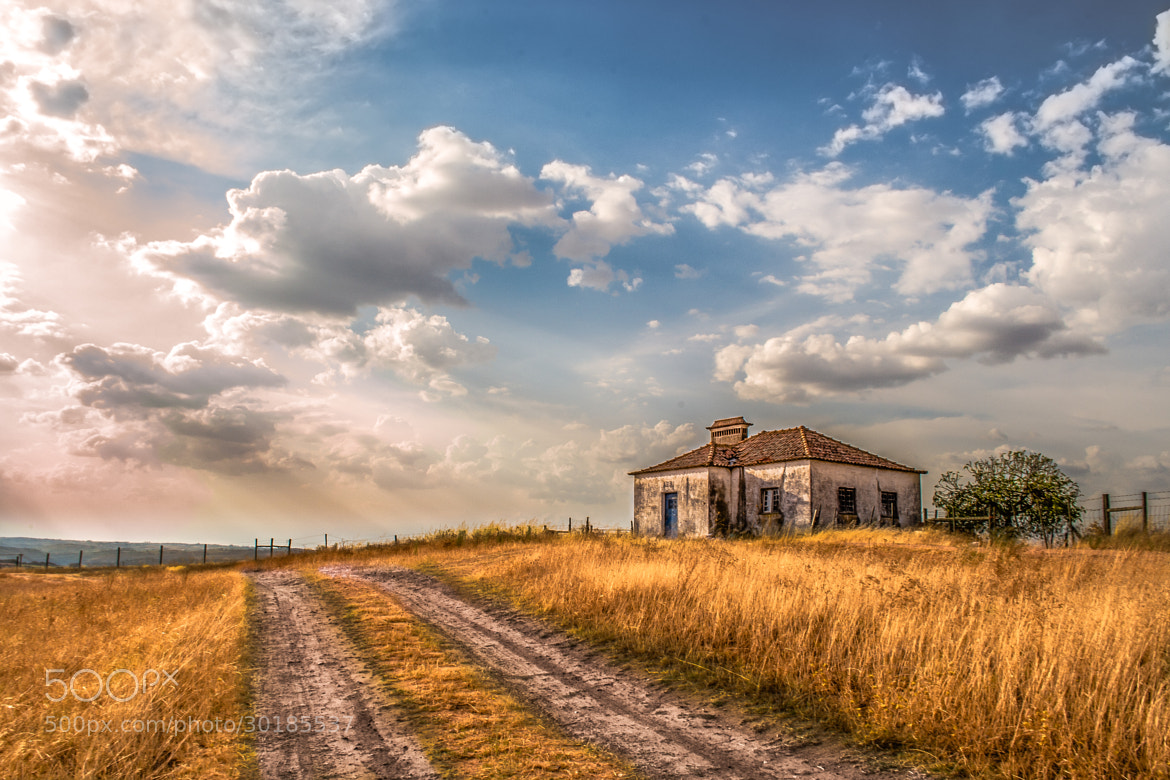 Photograph Abandoned Land by Pedro Farinha on 500px