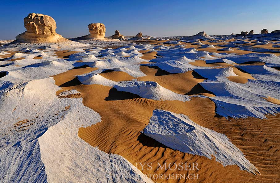 Photograph pack ice of sahara by Dionys Moser on 500px