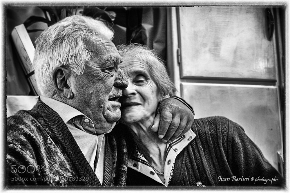 Photograph Amore incondizionato by Ivan Bertusi on 500px
