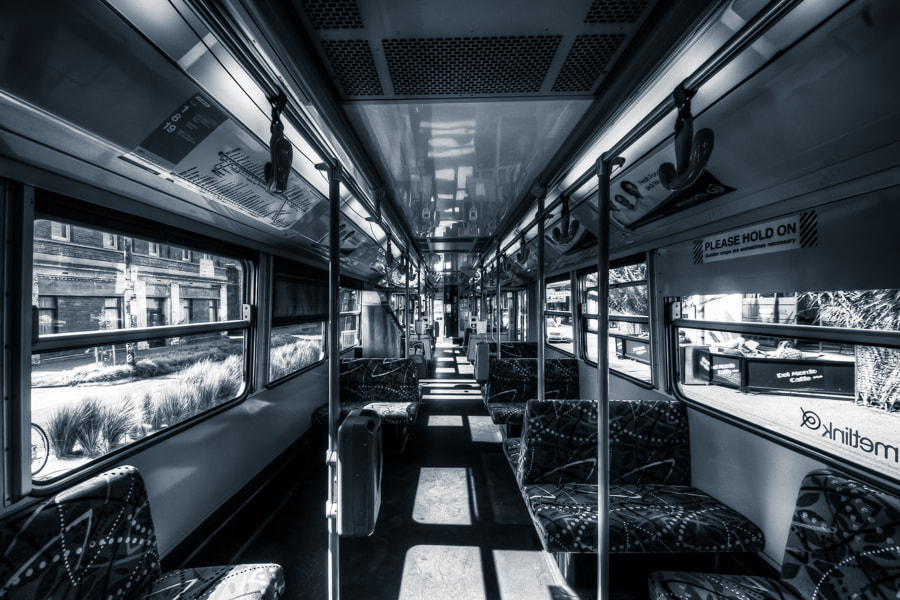 Photograph Smart Array | yarrA tramS by Bruce Noronha on 500px