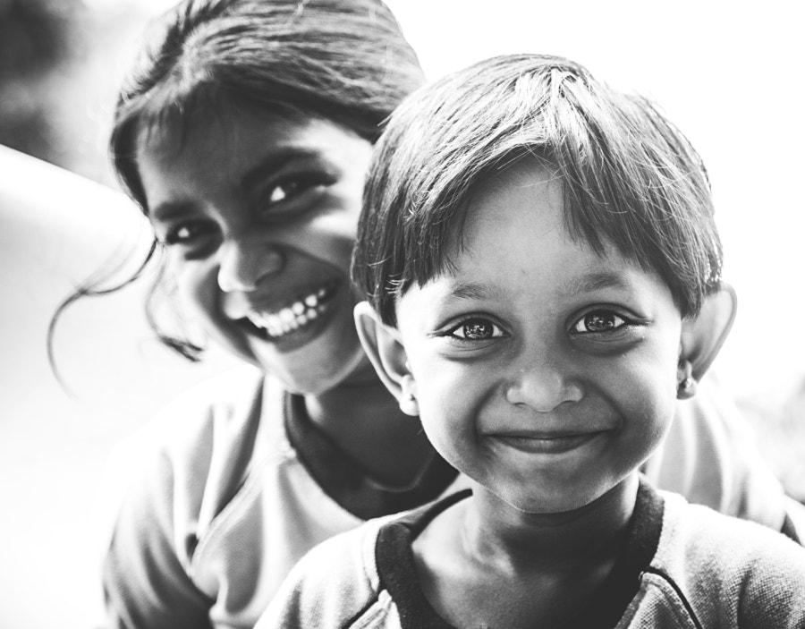 Primary School, Negombo, Sri Lanka #2 by Son of the Morning Light on 500px.com