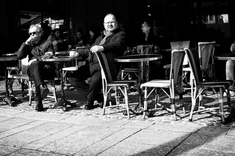 Photograph Sunny café by JT Jones on 500px
