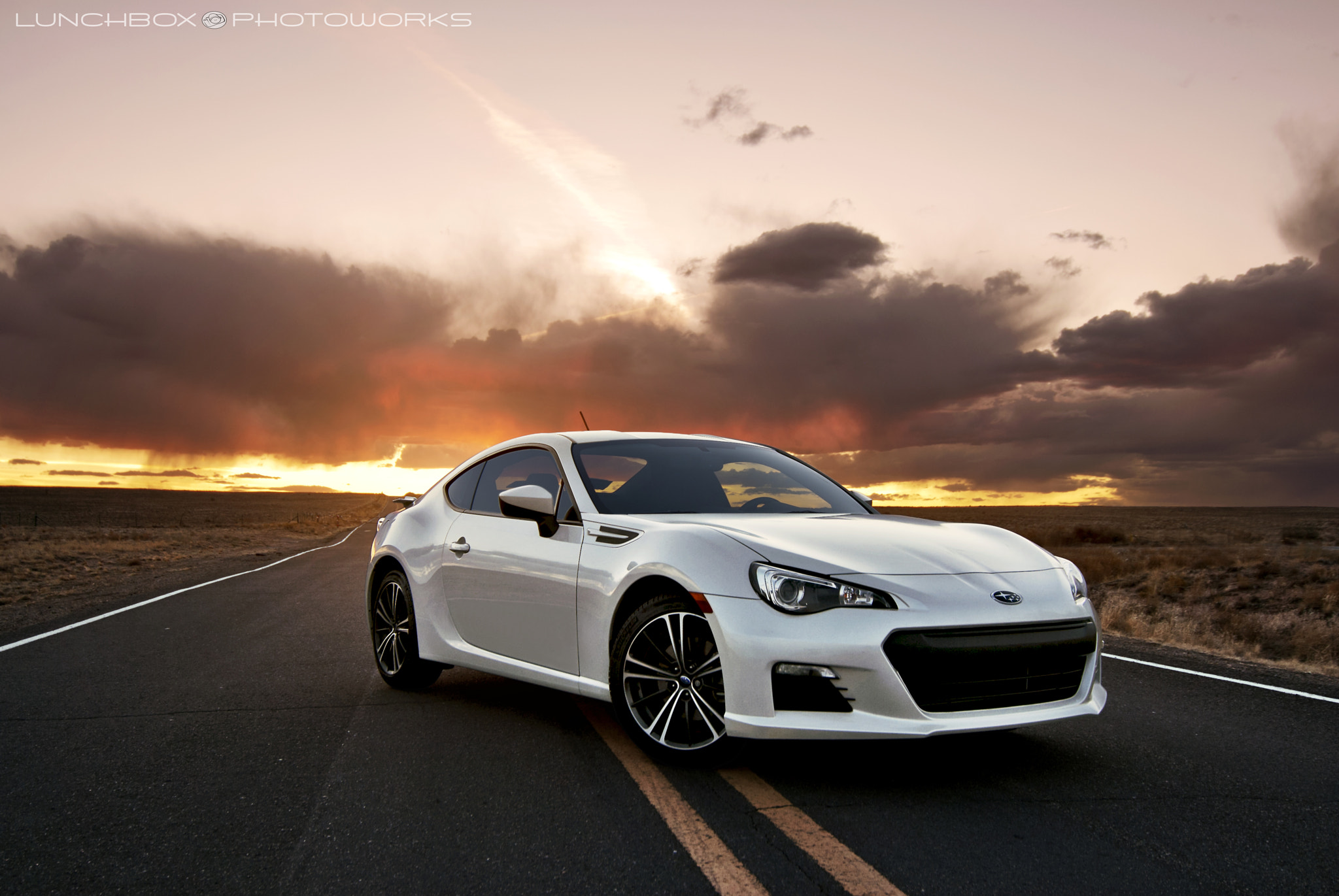 Photograph BRZ Range Hill Wide by Joshua Coleman on 500px