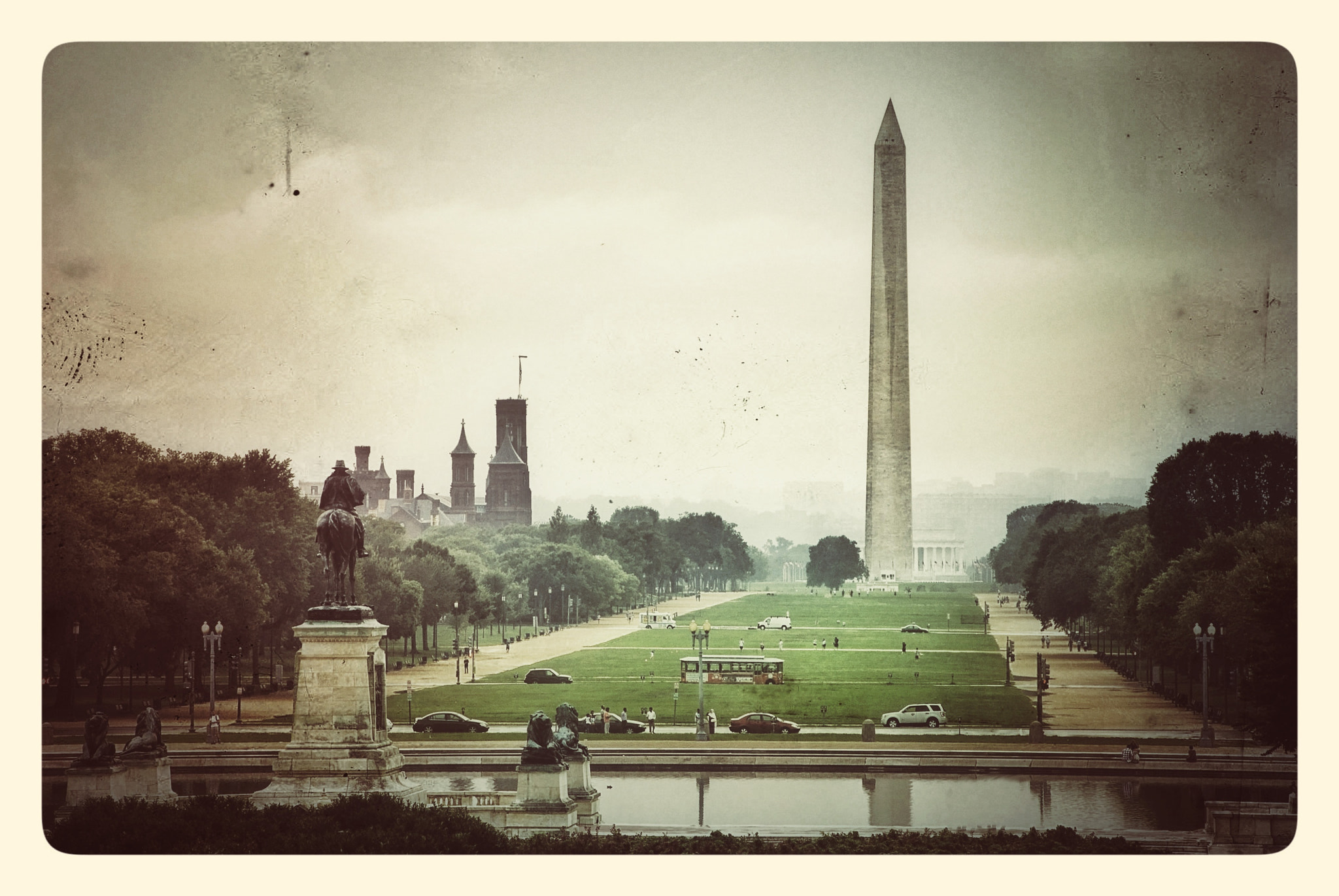 Photograph Abraham Lincoln Memorial by Alex Seagull on 500px