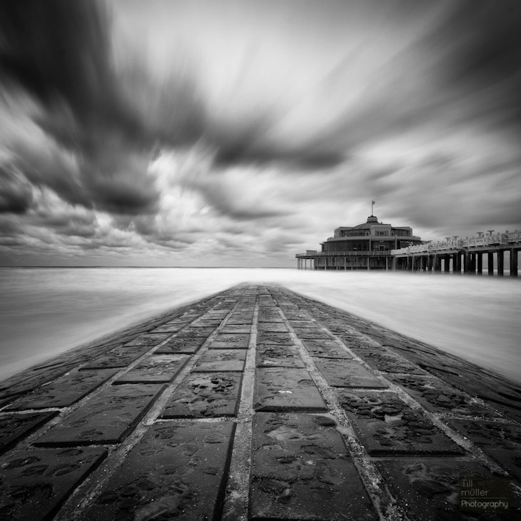 Photograph Belgian seascape by Till Müller on 500px