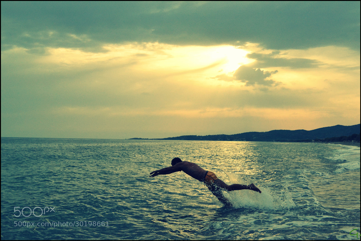 Photograph Dive by G.  on 500px