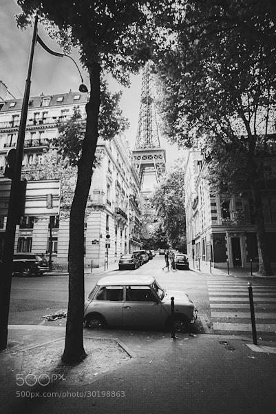 Photograph Paris by Luc   Kordas Street on 500px