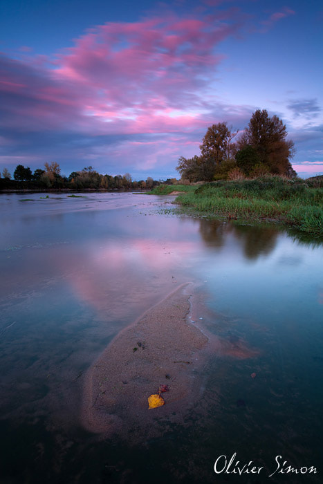 Photograph Fall on the river by Olivier SIMON on 500px