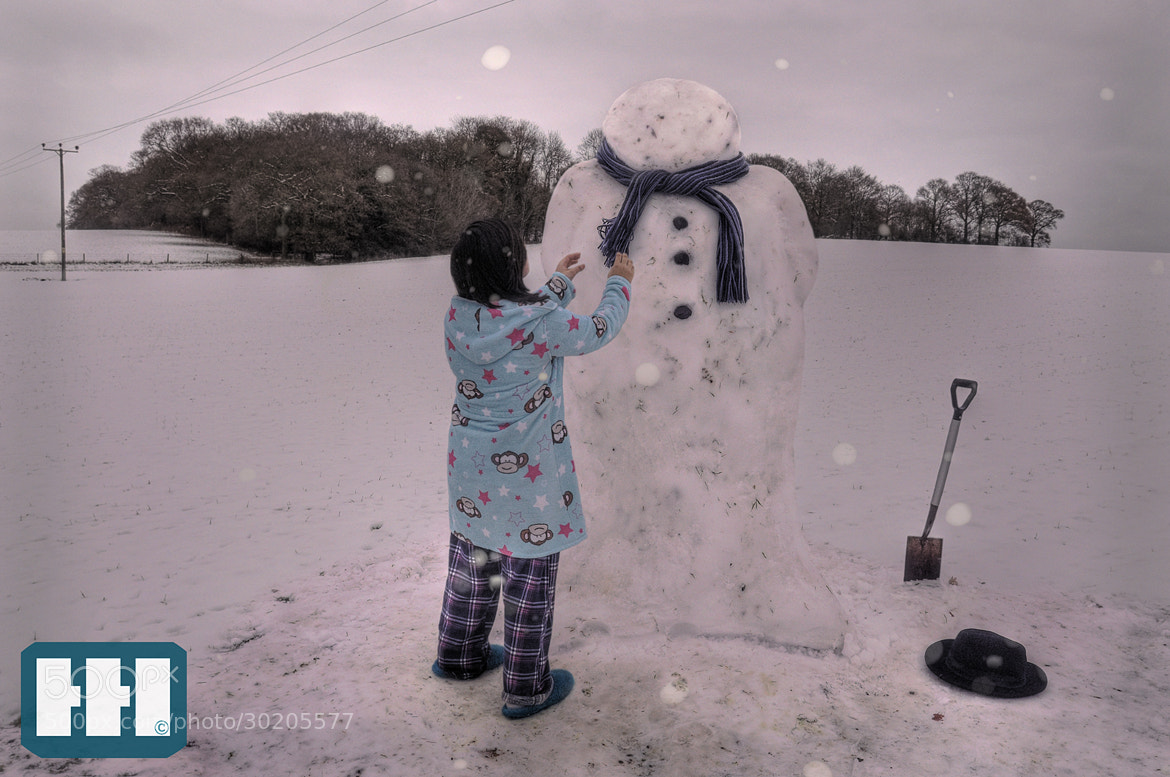 Photograph winter friend by Harry Hussein on 500px