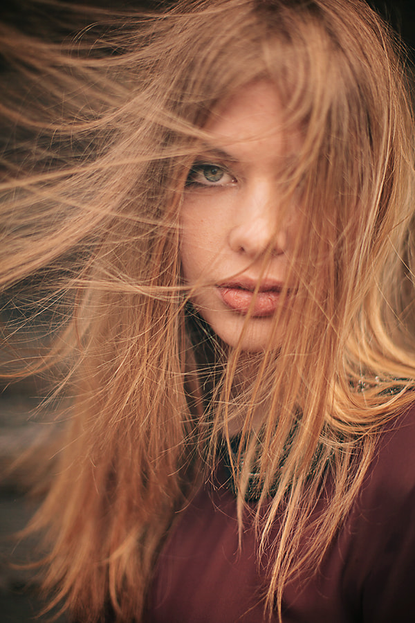 Photograph THE WIND by Kevin Vandenberghe on 500px