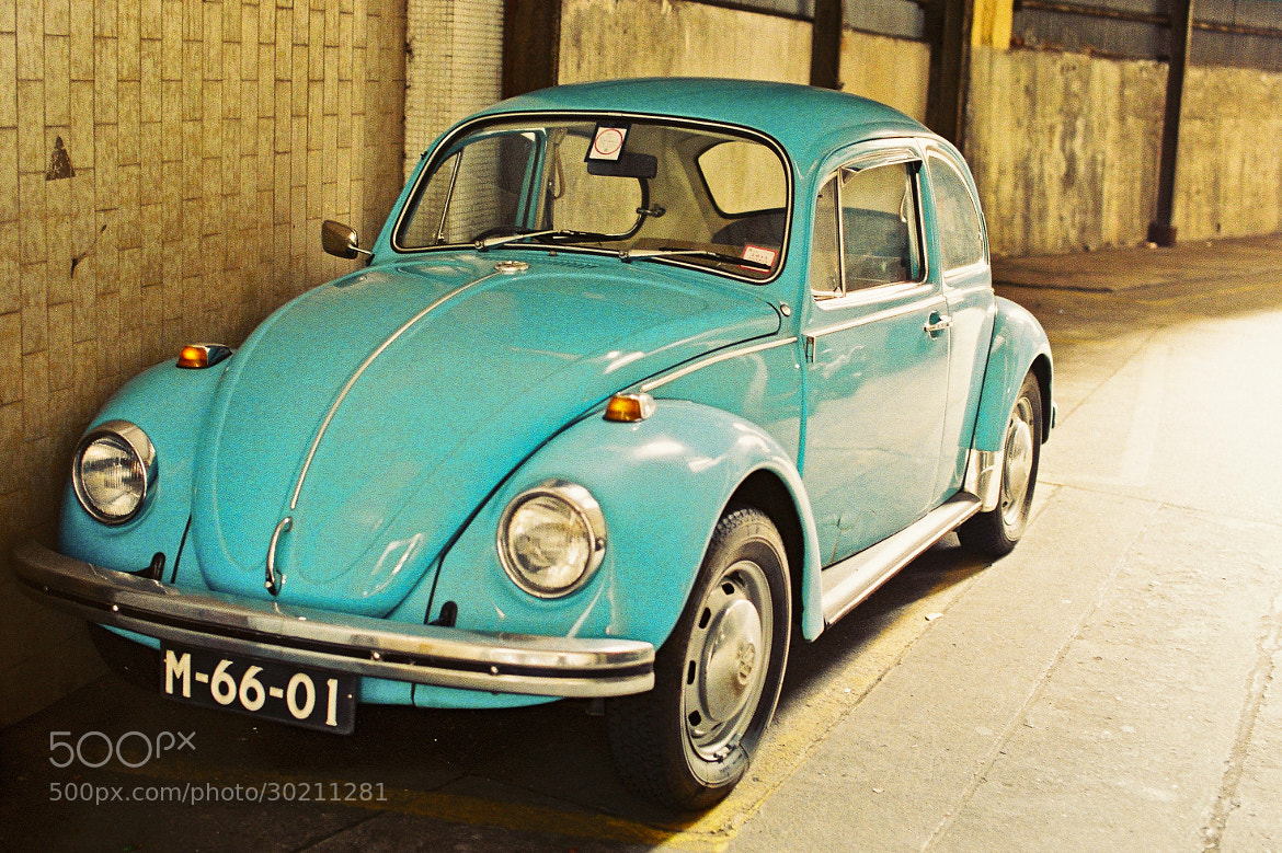 Photograph VW Beetle by neeson peng on 500px