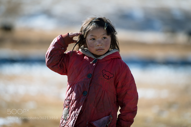 Photograph Nomad Girl by Evgeny Tchebotarev on 500px