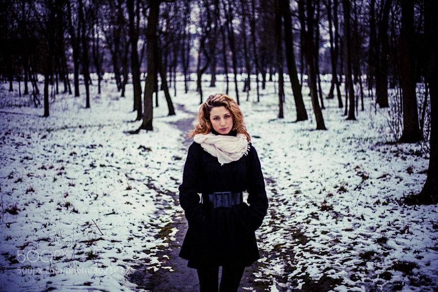Photograph Greta by Sebastian Toth on 500px