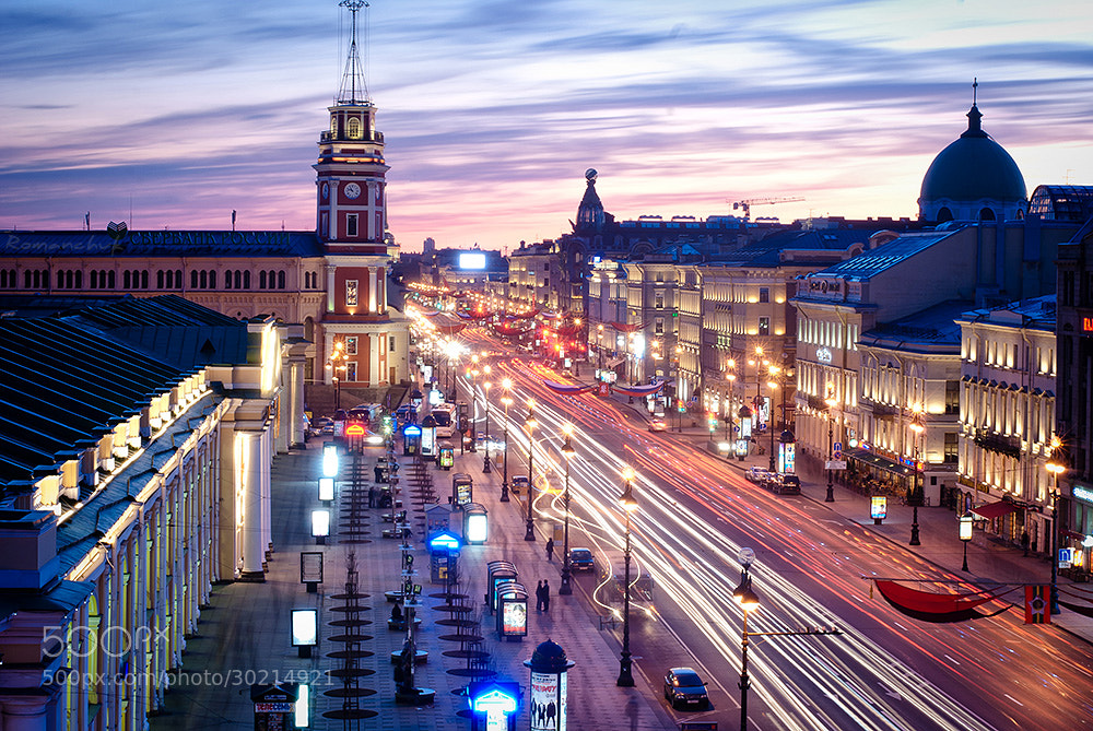 Photograph Saint-Petersburg by Igor Romanchuk on 500px
