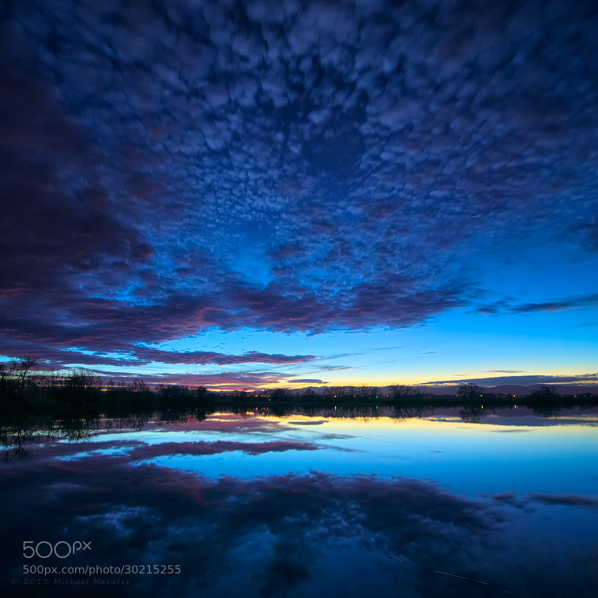 Photograph Blue Epiphany by Michael Menefee on 500px