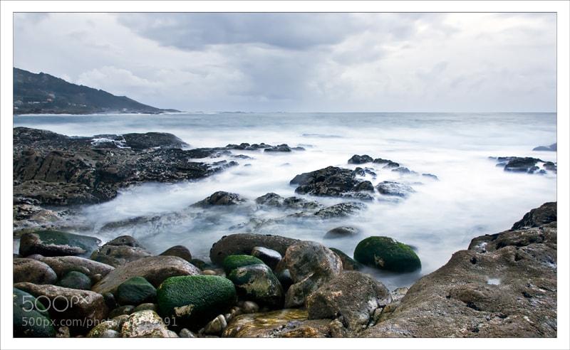 Photograph Green Rocks by Manuel Bóo on 500px