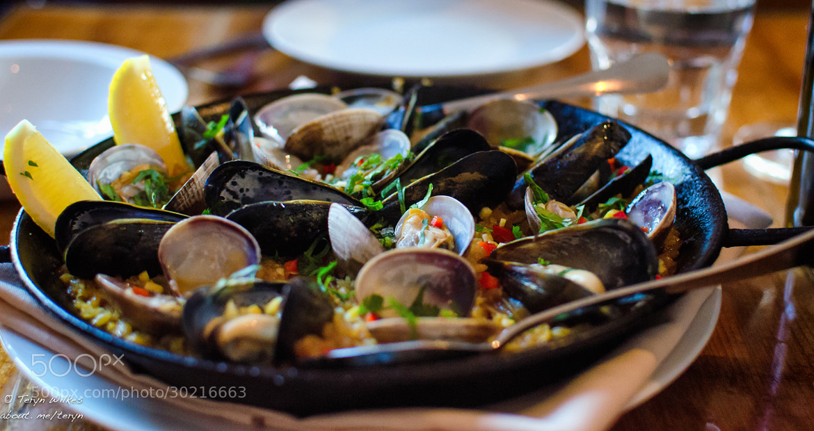 Photograph Paella by Teryn Wilkes on 500px