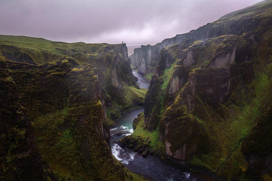 Fjaðrárgljúfur by Andrew Bazanov on 500px.com