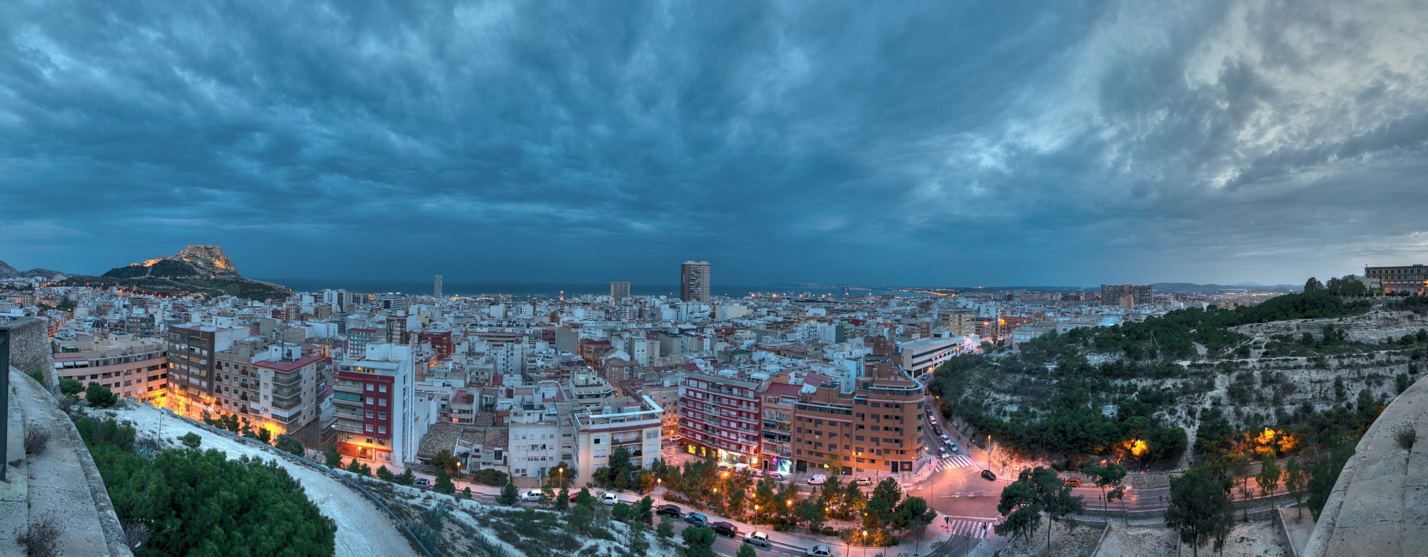 Photograph Alicante pano by Jordi Clariana on 500px