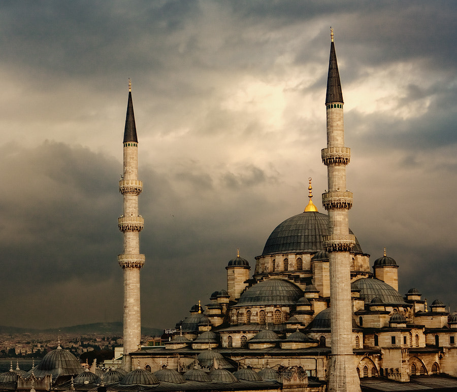Photograph From Istanbul with Love by Ludmila Yilmaz on 500px