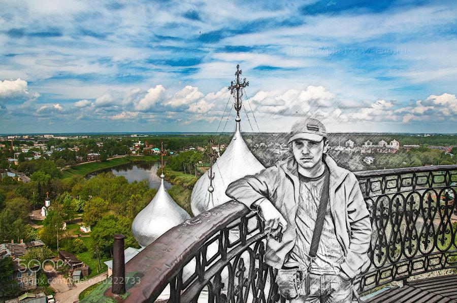 Selfportrait by Tolik Maltsev on 500px.com