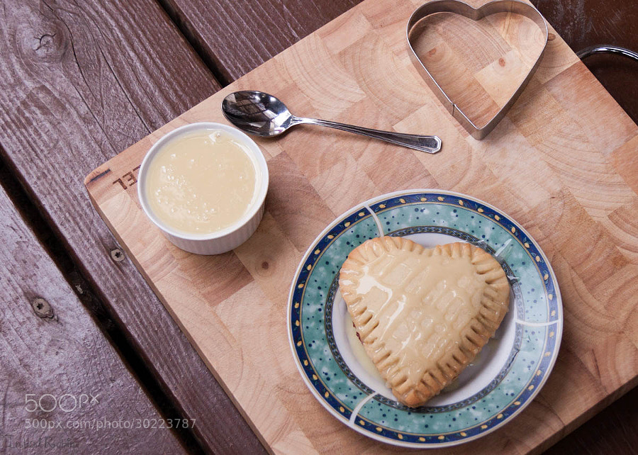 Photograph personal hearts pie by Inbal Rubin on 500px