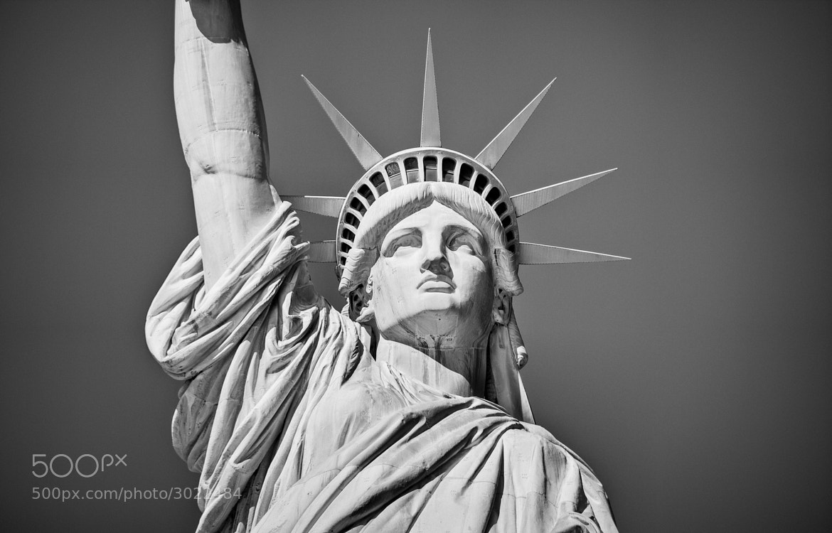 Photograph Lady Liberty by Christian Berg on 500px