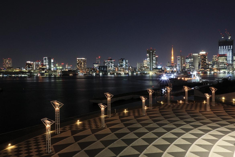 Tokyo Night View - HARUMI