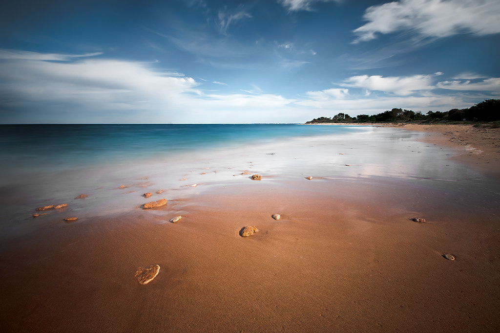 Photograph Sand and Pebbles by Tony Nunkovics on 500px