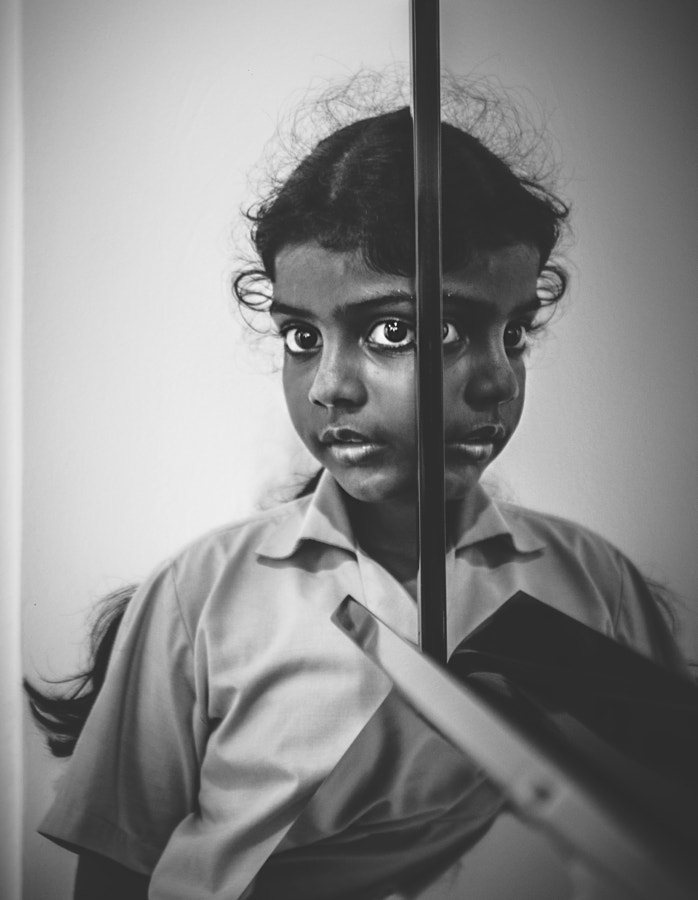 Primary school, Ratmalana, Sri Lanka #3 by Son of the Morning Light on 500px.com