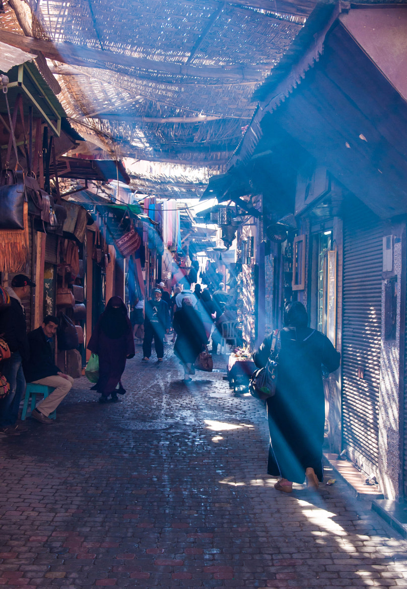 Photograph Light in the street by Léo  Lamant on 500px