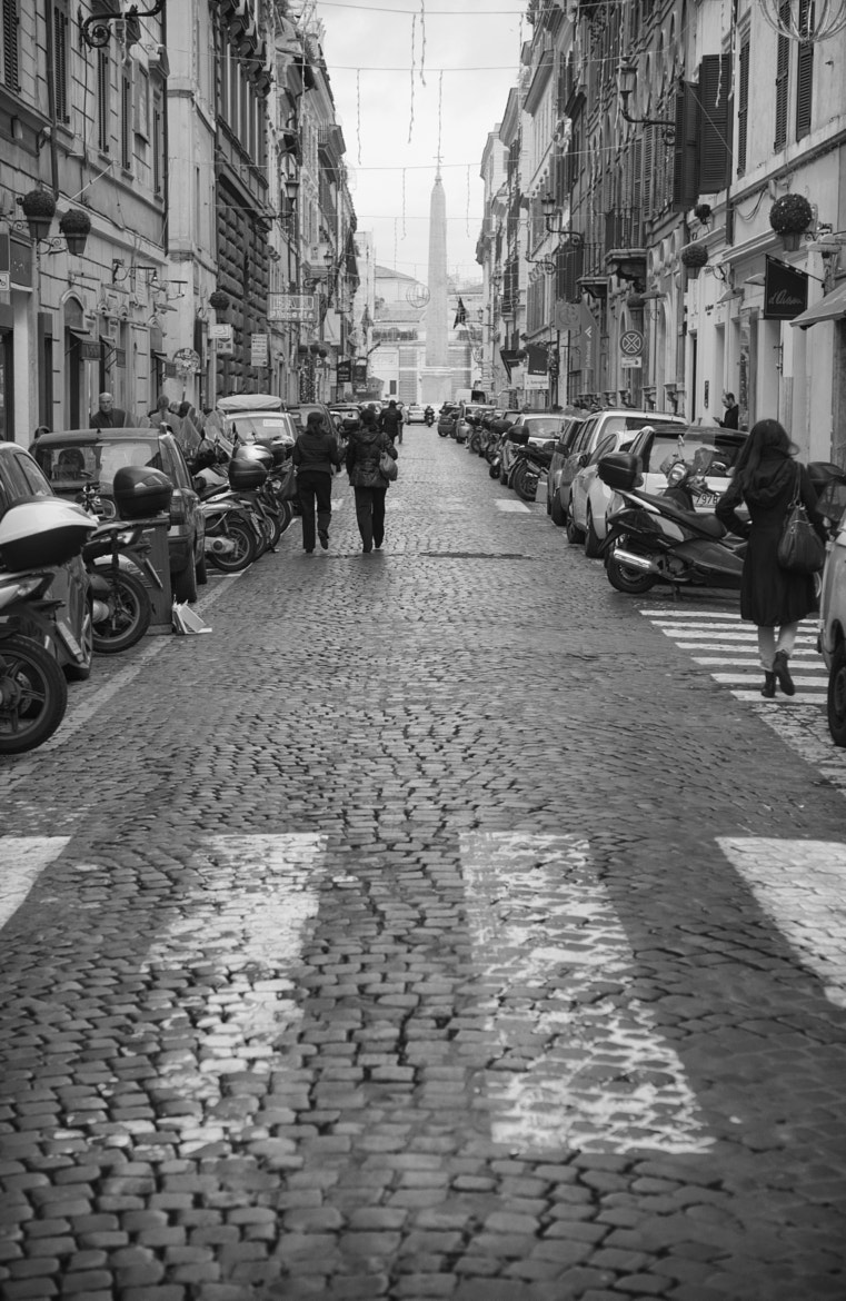 Photograph Roads in Rome by Jeremy Smith on 500px