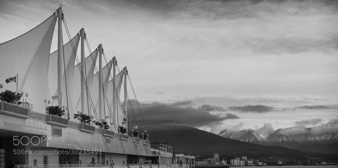 Photograph Canada Place by Jeremy Smith on 500px