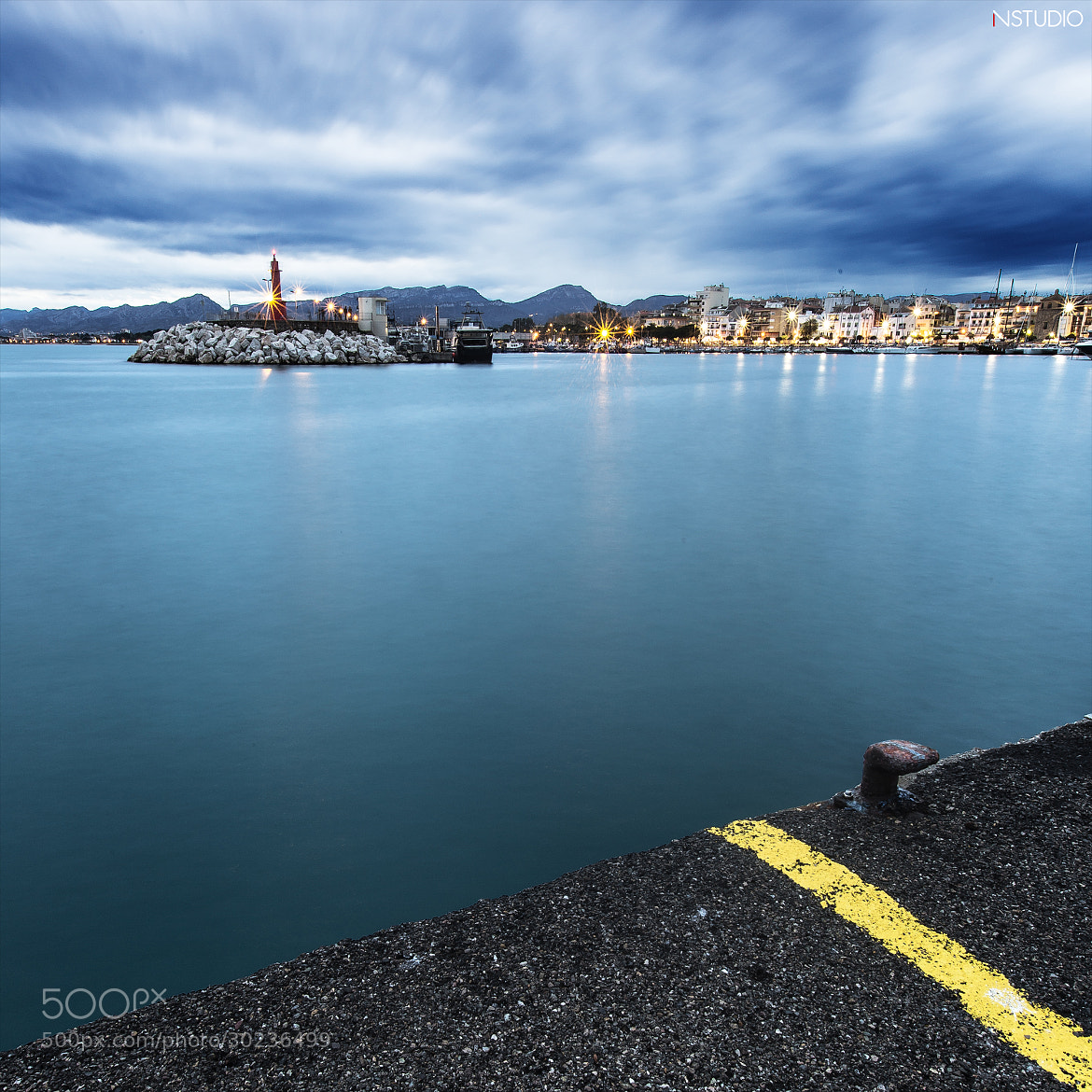 Photograph Cambrils - Harbor - Lighthouse by NSTUDIO PHOTO on 500px