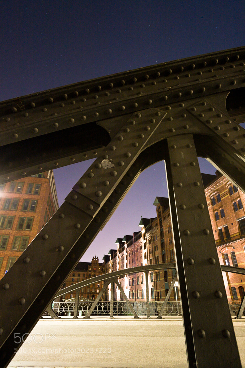 Photograph Speicherstadt by Marc Wansky on 500px