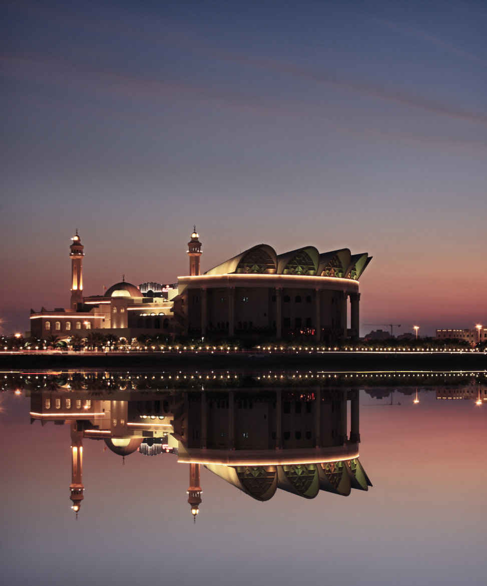 Photograph Isa Cultural Center by Imran Baloushi on 500px