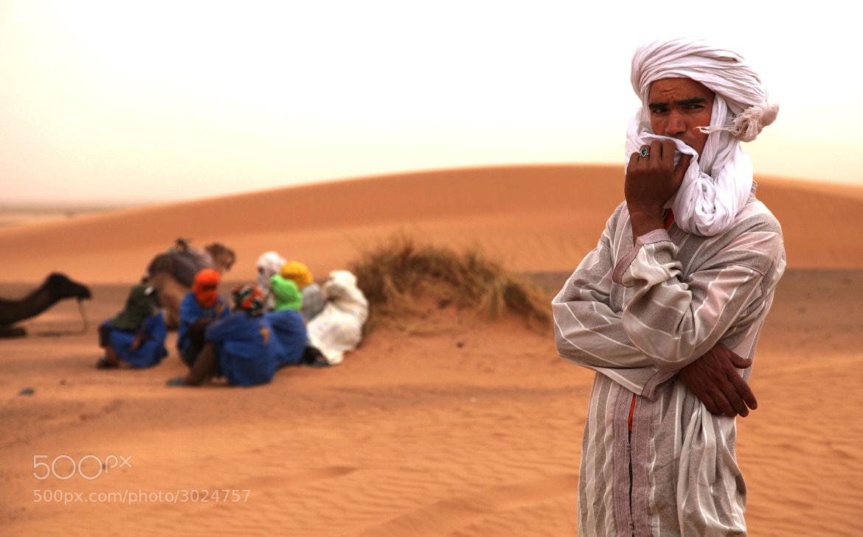 Photograph DESERT PEOPLE by armando cuéllar on 500px