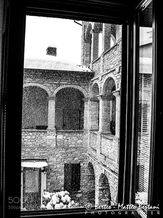 Photograph still snowing by Matteo Bertani - Berteo on 500px