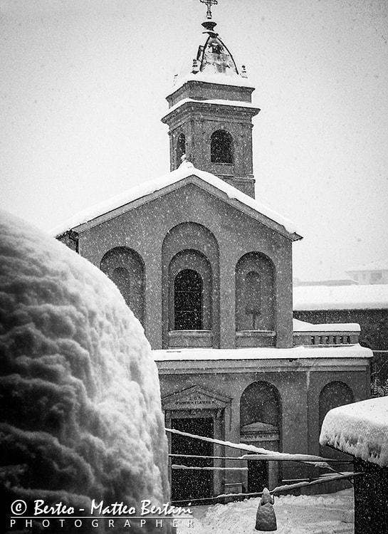 Photograph still snowing by Matteo Bertani - Berteo on 500px