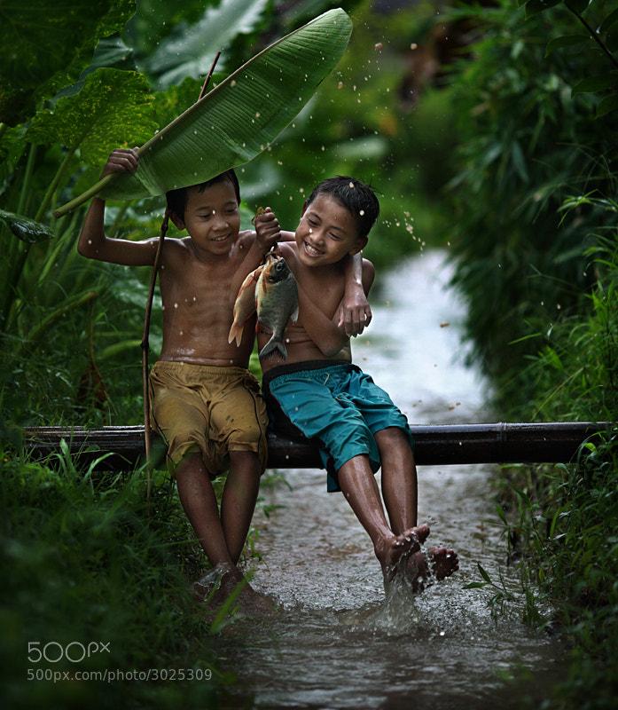 Photograph It's Fishing Time by Adhitiya Wibhawa on 500px