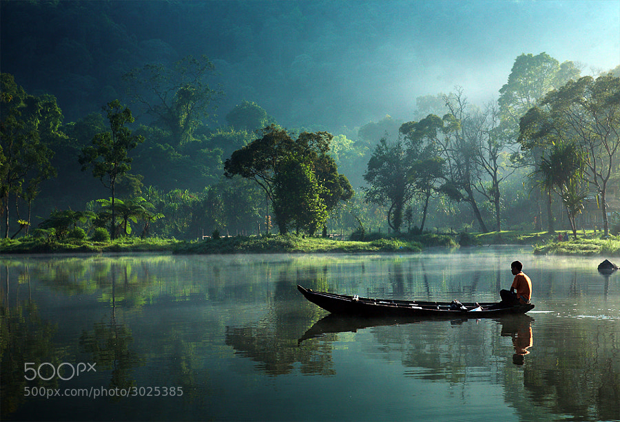 Photograph Morning Activity by Adhitiya Wibhawa on 500px