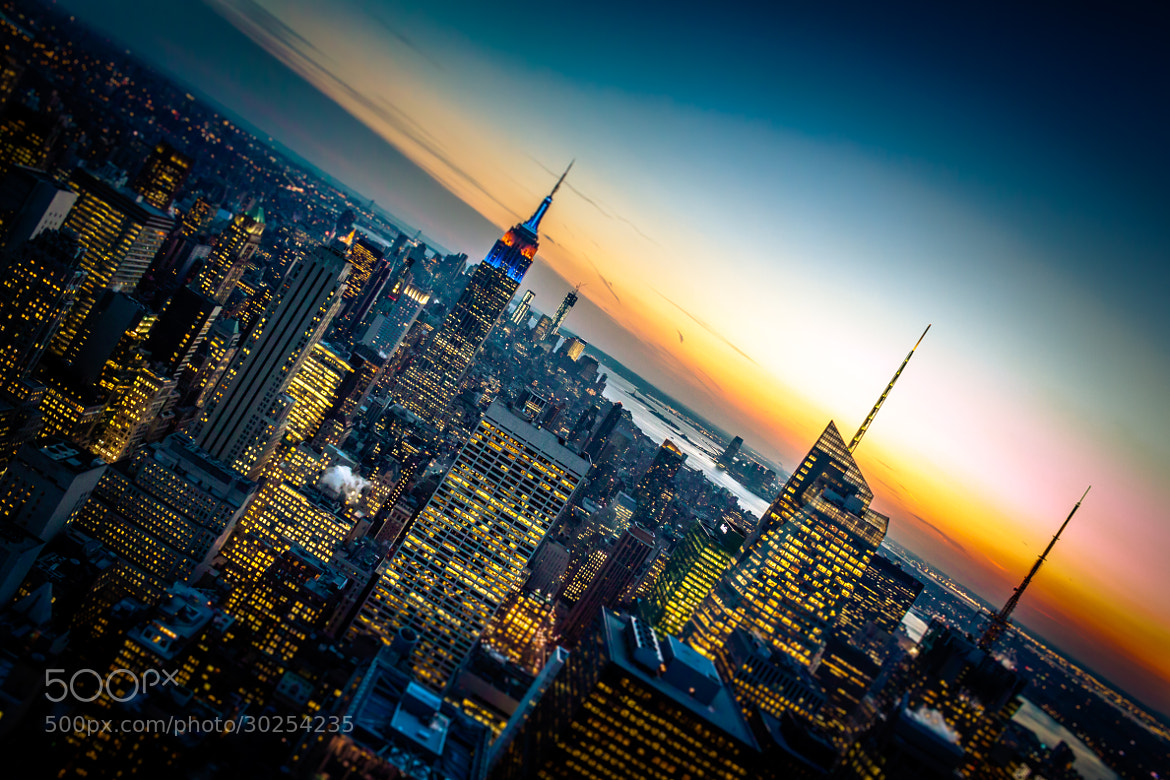 Photograph I love NY!  by Frank Hazebroek on 500px