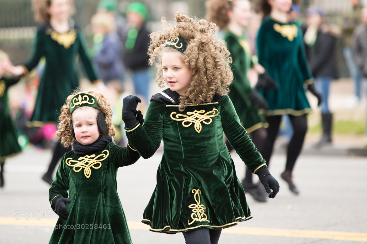 Photograph St. Patrick's Day Parade DC 2013 by Jason Tai on 500px