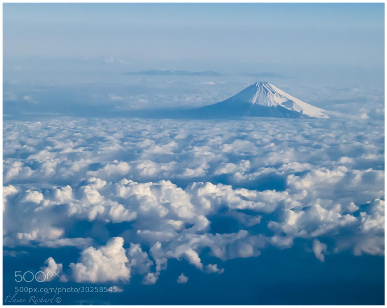 Photograph Mt Fuji-Japon by Elaine Richard on 500px