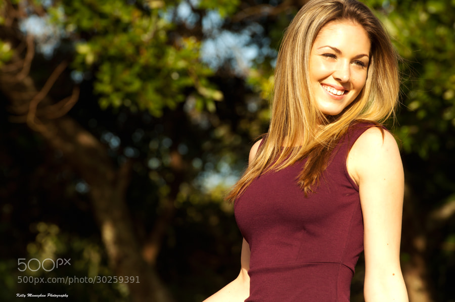 Photograph Amanda 4 by Kelly  on 500px