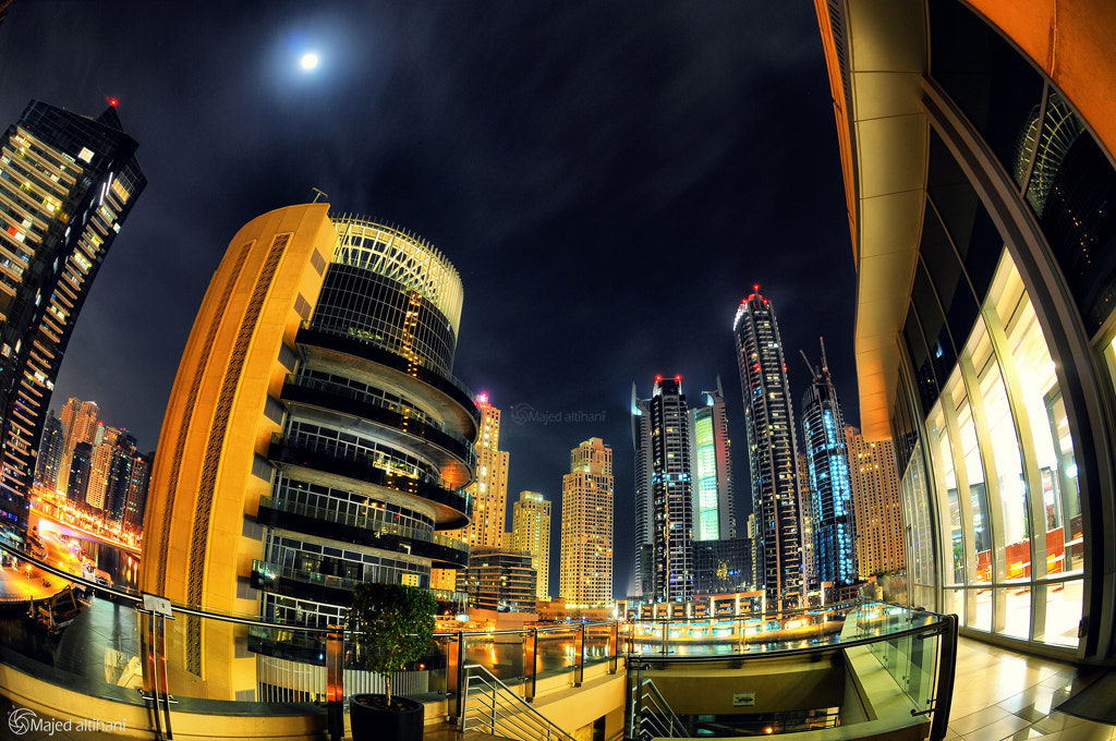 Photograph Dubai-Marina Mall by Majed   altihani on 500px