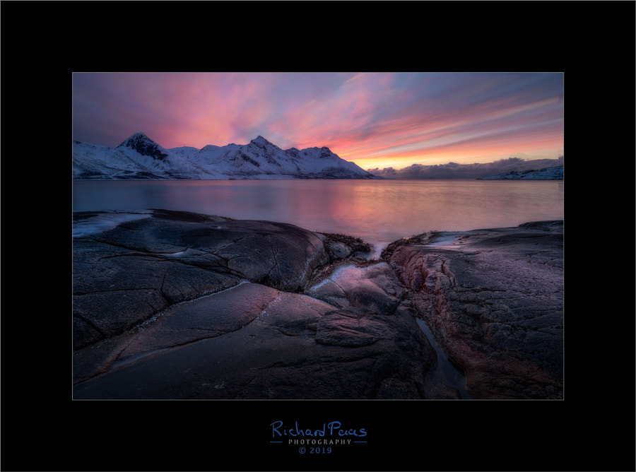 Sunset Sifjorden by Richard Paas on 500px.com