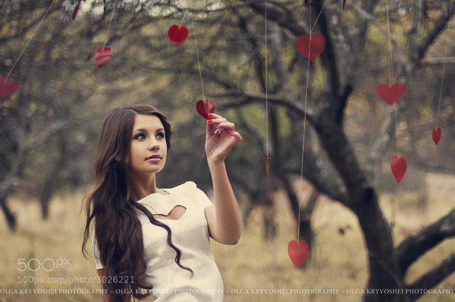 Photograph hearts by Olga  Kryvoshei on 500px